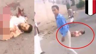 ISIS bomber blows himself in half: Failed Yemen suicide bomber speaks