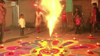 Hindus Celebrate Diwali, the Festival of Lights - Happy Diwali