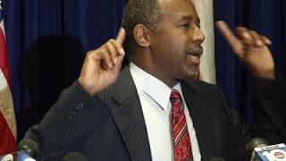Carson Defends West Point Details, Blames Media