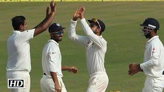 IND vs SA 1st Test 2015: Mohali - Ashwin 5/51; SA Out for 184