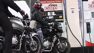 Centre hikes excise duties on petrol, diesel