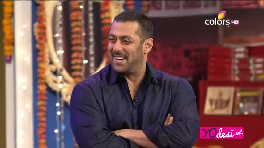 Comedy Nights with Kapil - Salman Khan promotes Prem Ratan Dhan Payo - 8th Nov 2015 - Part 1/5