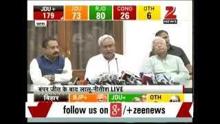 Bihar poll outcome will have national implications: Nitish Kumar