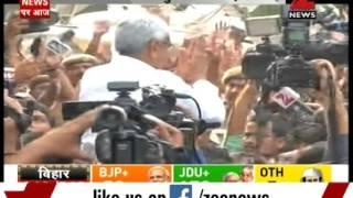 Shiv Sena magazine Saamana praises Nitish Kumar, condemns PM Modi