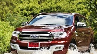 New 2015 Ford Endeavour  First Review