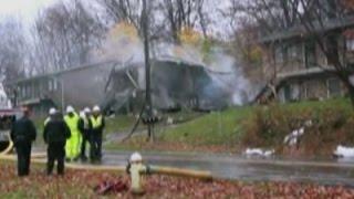 NTSB: No Distress Calls Heard Before Plane Crash