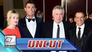Watch Cristiano Ronaldo @ World Premiere Of 'Ronaldo | Uncut | Lehren Hollywood