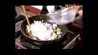 POHA Recipe - How To Make POHA - Healthy Breakfast POHA (Indian Snack)