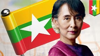 Myanmar elections: Aung San Suu Kyi's NLD party set for landslide victory in Burma