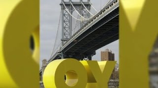 Yo or Oy? : NYC Sculpture With Two Perspectives