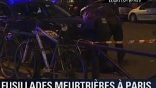 Dozens Killed in Separate Terror Attacks in Paris