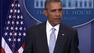 Obama Condemns Paris Attacks