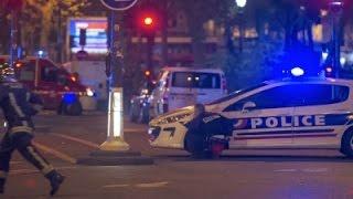 Paris Resident: 'It's a Horror Scene'