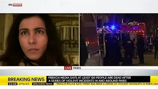 Paris Attack: What We Know From Our Correspondent In Paris