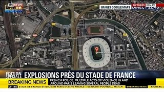Paris Attack: Dutch Tourist Describes Scene In Paris