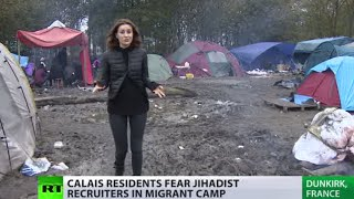 Refugee camps multiply in France, as Calais migrants flee fearing ISIS moves in