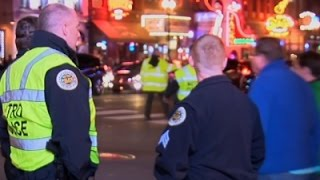 Security Heightened at US Sporting Events