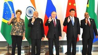 BRICS Family photo at the G20 Summit in Antalya, Turkey