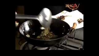 Saboodana Food Recipe - Fruit Cream & Sabudana Ki Namkeen - Smart Kitchen