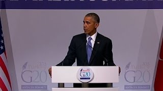 Amid Criticsm, Obama Reaffirms Terror Strategy