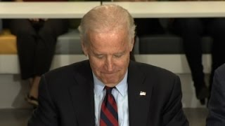 Biden: Closing Borders Won't Solve IS Threat