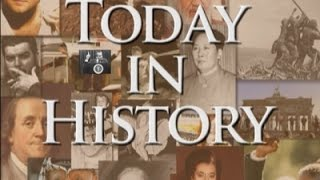 Today in History for November 17th Video