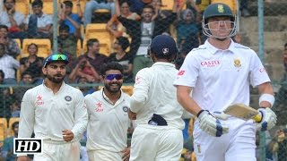 IND vs SA 2nd Test - Bengaluru- Day 1 - Match Recap