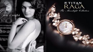 Kriti Sanon is The Face For Titan Raga's New Collection