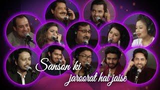 Saanson Ki Jarurat Hai Jaise Song | Tribute to Shri Gulshan Kumar Ji
