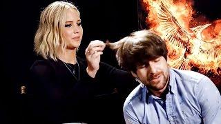 Jennifer Lawrence & 'Mockingjay' Cast Prank SMOSH in Hilarious Interview Gone Wrong