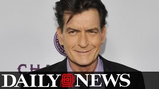 Charlie Sheen to Announce He's HIV-positive