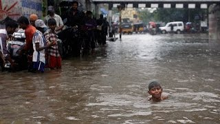 Over 60 Dead In A Flood In Tamil Nadu