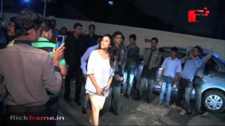 $exy Parineeti spotted at PVR