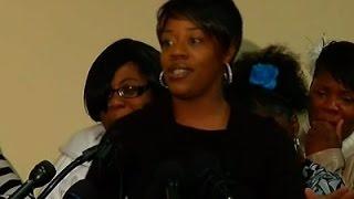 Sister of Minn. Shooting Victim Calls for Peace