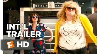 How to Be Single Official UK Trailer #1 (2016) - Dakota Johnson, Rebel Wilson Comedy HD