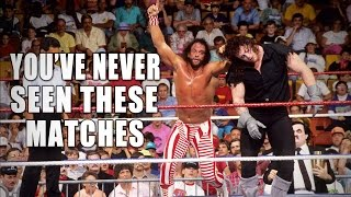 5 Undertaker matches you've never seen before: 5 Things