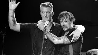 EAGLES OF DEATH METAL Pay Tribute to Paris Victims
