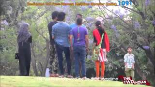 Harassing Women in Public | Social experiment INDIA 2015