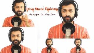 Deva Shree Ganesha - Acapella Version - Cover By Darshit Nayak