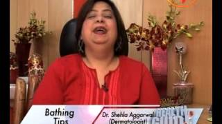 Bathing Tips for Healthy & Beautiful Skin In Winters - Dr. Shehla Aggarwal (Dermatologist)
