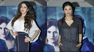 $exy Zareen Khan & Daisy Shah Promote 'Hate Story 3'