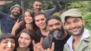Rock On 2 Shillong Wrap Up Party | Farhan Akhtar, Shraddha Kapoor, Arjun Rampal, Prachi Desai