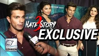 HATE STORY 3 | Karan Singh Grover, Zarine Khan, Daisy Shah | EXCLUSIVE Interview