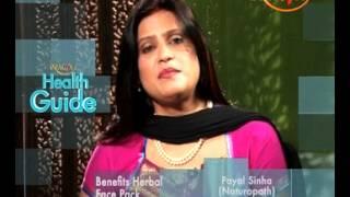 Beauty Tips - How To Make Ayurvedic Herbal Face Pack At Home - Payal Sinha (Naturopath Expert)