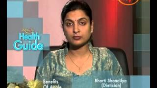 Health Guide - Apples - Health Benefits & Nutrition Facts - Dr. Bharti Shandilya (Dietitian)