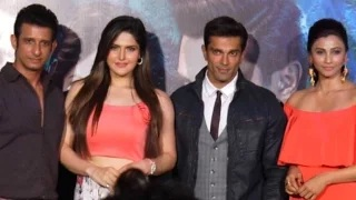 EXCLUSIVE: Karan Singh Grover, Zarine Khan, Daisy Shah Get Candid About Hate Story 3