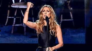 Celine Dion & Jared Leto's Powerful PARIS TRIBUTE at 2015 American Music Awards