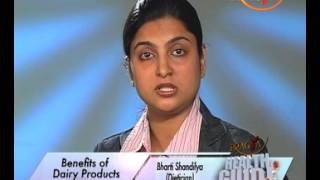 Dairy Product Health Benefits: Yogurt, Milk, Cheese, and More - Dr. Bharti Shandilya (Dietitian)