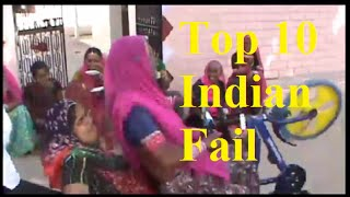 Best Indian Fail Compilation 2015 (Top 10) HD