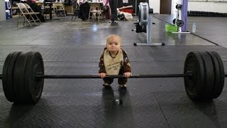 Top 5 Funny Strong Babies Compilation